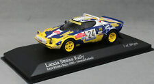 Minichamps Lancia Stratos Sanremo Rally 1980 Tabaton & Radaelli 430801224 Ltd528