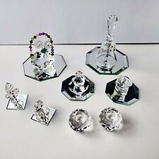 Swarovski menagerie lot - authentic figurines - mint condition