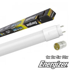 Energizer T8 LED Tubes Fluorescent Replacement 2ft 4ft 5ft 6ft - Cool / Daylight