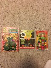 Lot Of 3 Teenage Mutant Ninja Turtles Valentines Topps Cards, Gumball Machine