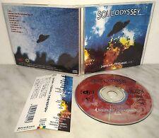 CD JUPITER PROJECT - SOUL ODYSSEY - JAPAN - TOCP-6741