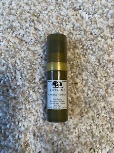 NEW ORIGINS Plantscription Anti-Aging Power Eye Cream .17 oz. 5 ml. Travel Pump