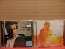 Ryan Cabrera - 2 CD Lot TAKE IT ALL AWAY You Stand Watching