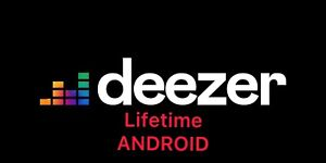 Deezer Premium, only android, lifetime!