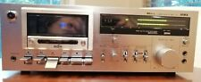 Aiwa Ad-L40U Vintage Cassette Deck Tape Deck, Serviced and Good Working Conditio