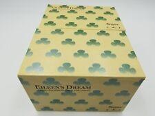 Irish Cream Flavours by CAO Eileen's Dream Empty Wood Flap Lid Cigar Trinket Box