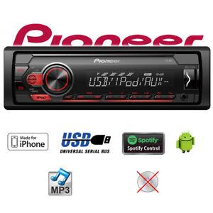 Pioneer MVH-S110UI Radio - MP3 USB Android IPHONE Autoradio 4x 50WATT