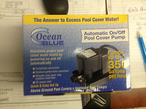 350 GPH Automatic Swimming Pool cover pump Above Ground In-Ground 195093