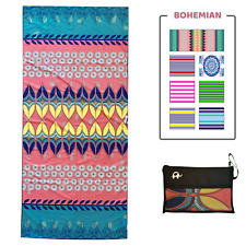 Microfiber Beach Towel Oversized - XL 78 x 35 - BOHEMIAN