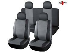 Heavy Duty Acolchada Cubierta de asiento trasero para Mascota Perro Para Vauxhall Corsa E 2015 en adelante
