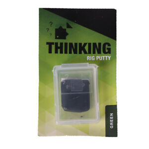 Thinking Anglers Tungsten Rig Putty *Green* NEW Carp Fishing