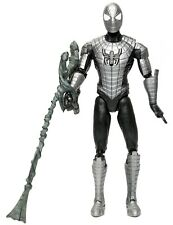 "Marvel Universe Legends Series ARMORED SPIDER-MAN WEB ARMOR 4"" Action Figure"
