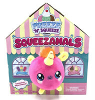 Squeezamals Freeze N Squeeze Game - Ages 6+ Pink Unicorn 4-8 Players NEW