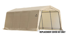 ShelterLogic Replacement Cover Kit for the AutoShelter®, 10 ft. x 20 ft. x 8 .