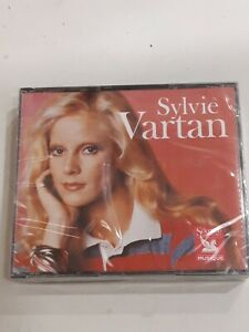 SYLVIE VARTAN - COFFRET DE 2  CD -                -  NEUF  SOUS BLISTER -