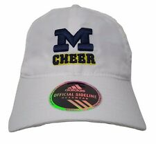Michigan Wolverines Women's adidas Hat Cap New Without Tags OSFM Cheer