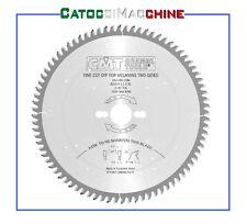 Cmt Lama x tagli precisione HW 250x3.2/2.2x30 Z80 40atb -2°neg cod 283.080.10m