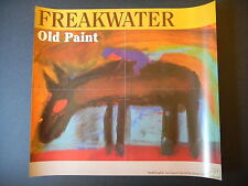 Freakwater Old Paint original 1995 Thrill Jockey  in store promo poster!!!