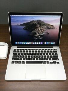 """Apple 2014 MacBook Pro 13"""" Retina / 2.6Ghz i5 / 8GB RAM / 256GB SSD Warranty"""