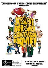Jay & Silent Bob's Super Groovy Cartoon Movie! (DVD, 2015 Region 4 Brand New)