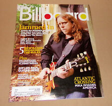 AUGUST 22, 2009 BillBoard Radio Music Records Magazine Warren Haynes Cover