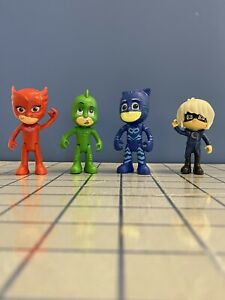 SUPER Pigiamini  Pj Masks Tutti e Quattro