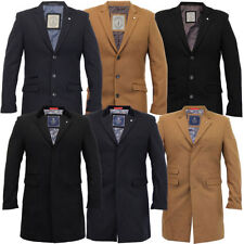 Polyester Winter Long Coats & Jackets for Men