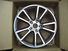 "VAUXHALL VECTRA C 19"" VXR ANTHRACITE ALLOY WHEELS SET OF 4 GENUINE NEW 2005-2009"