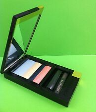 ESTEE LAUDER EYE SHADOW Quad Set INTOXICATING BLUE 8.5g  Graphic Color Mult