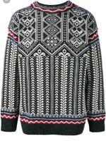 NWT DIESEL BLACK GOLD Ketland jumper Sweater size S