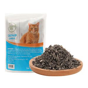 28g/Pack / 50g/Pack Premium Loose Catnip Kitten Cat Toy Resealable For Pet Cat
