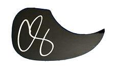 CHRIS STAPLETON Original Signed Autographed PICK GUARD Acoustic Guitar COA