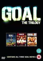 GOAL TRILOGY Series 1-3 Complete Season 1 2 3 Brand New Sealed UK Region 2 DVD