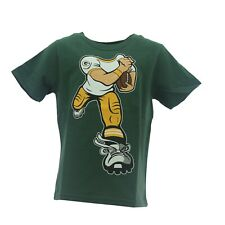 Green Bay Packers Official NFL Apparel Baby Infant Toddler Size T-Shirt New Tag