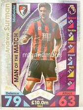 Match coronó 2016/17 Premier League-ma2 andrew Surman-Man of the match