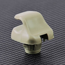 Beige Sun Visor Sunvisor Clip Hook Bracket Hanger fits Honda Accord Civic CR-V