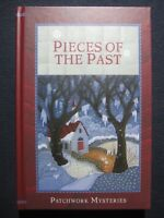 Pieces of the Past (Patchwork Mysteries) [Hardcover] Davis, Susan Page