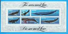 SOUTH WEST AFRICA  - Scott 442a S/S - VFMNH - Whales - 1980