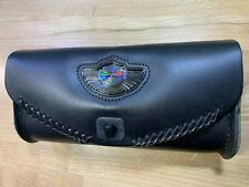 Harley Davidson 100th Anniversary Leather Windshield Bag