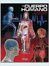 Cuerpo humano, el XL. NUEVO. Envío URGENTE. CIENCIAS, TECNOLOGIA Y MEDICINA