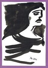 RITRATTO DI DONNA - LUCIANO DE VITA - Dipinto Originale 1960
