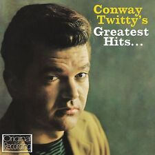 CONWAY TWITTY - GREATEST HITS  CD NEUF