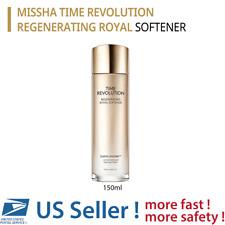 MISSHA TIME REVOLUTION REGENERATING ROYAL SOFTENER - US SELLER -