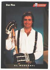 US. 1991 Pro Prospect Hockey CardArt. 1-12. Al Morganti, Partrick Falloon, .....