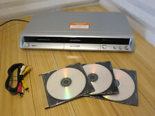Panasonic  DMR-ES-15 DVD Recorder with AV Cables & (3) Blank DVD-R Discs