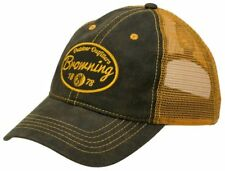 Browning Folsum Loden One Size Hat Cap Snapback Meshback NWT