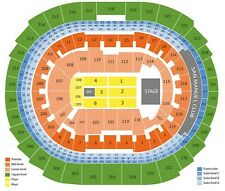 1 Concert Ticket To Red Hot Chili Peppers 3/8/2017