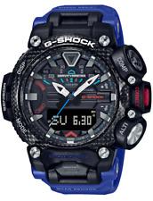 "Casio G-Shock ""GRAVITYMASTER"" GRB200-1A2 Carbon Core Bluetooth Quad Sensor 2020"
