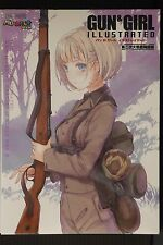 JAPAN Gun & Girl Illustrated -Axis Infantry Weapons of World War II-