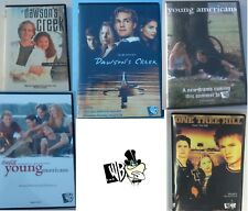Dawson's Creek One Tree Hill Americans Unaired Pilots DVD WB Promo Set of 5